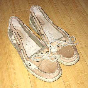 SPERRY TOP SIDER WOMAN ANGELFISH SIZE7 GENTLY WORN